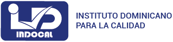 Logo Instituto Dominicano para la Calidad (INDOCAL)