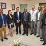 Comisión del INDOCAL y comision del BHN