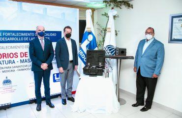 Indocal aumentará capacidad de servicios en sus laboratorios